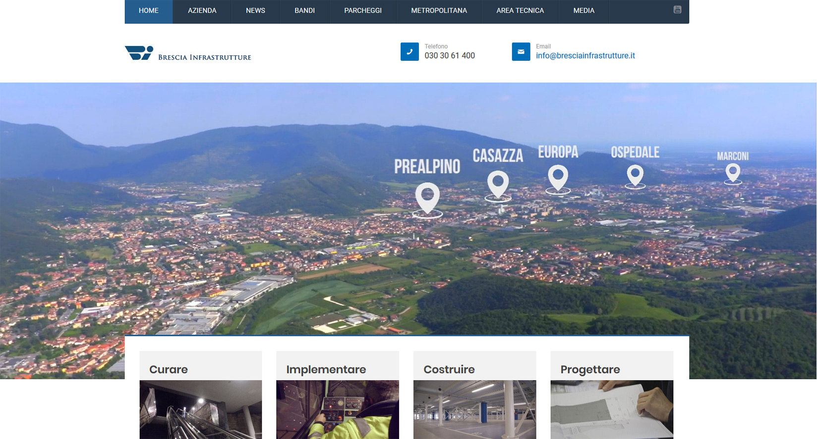 Brescia Infrastrutture