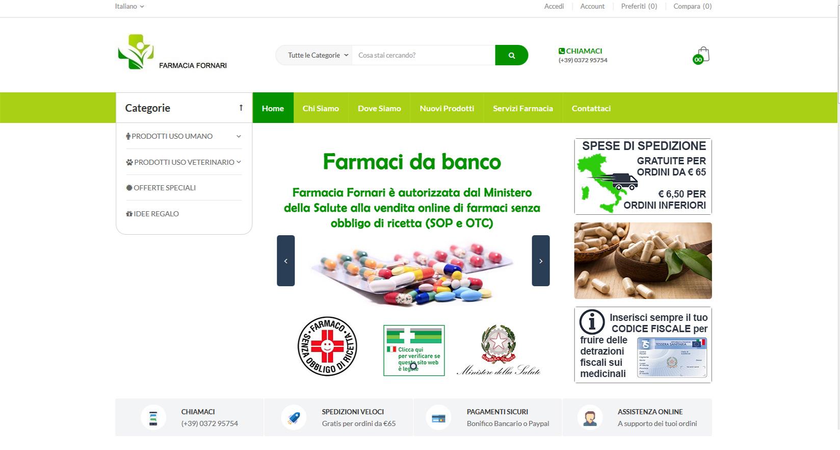 Farmacia Fornari