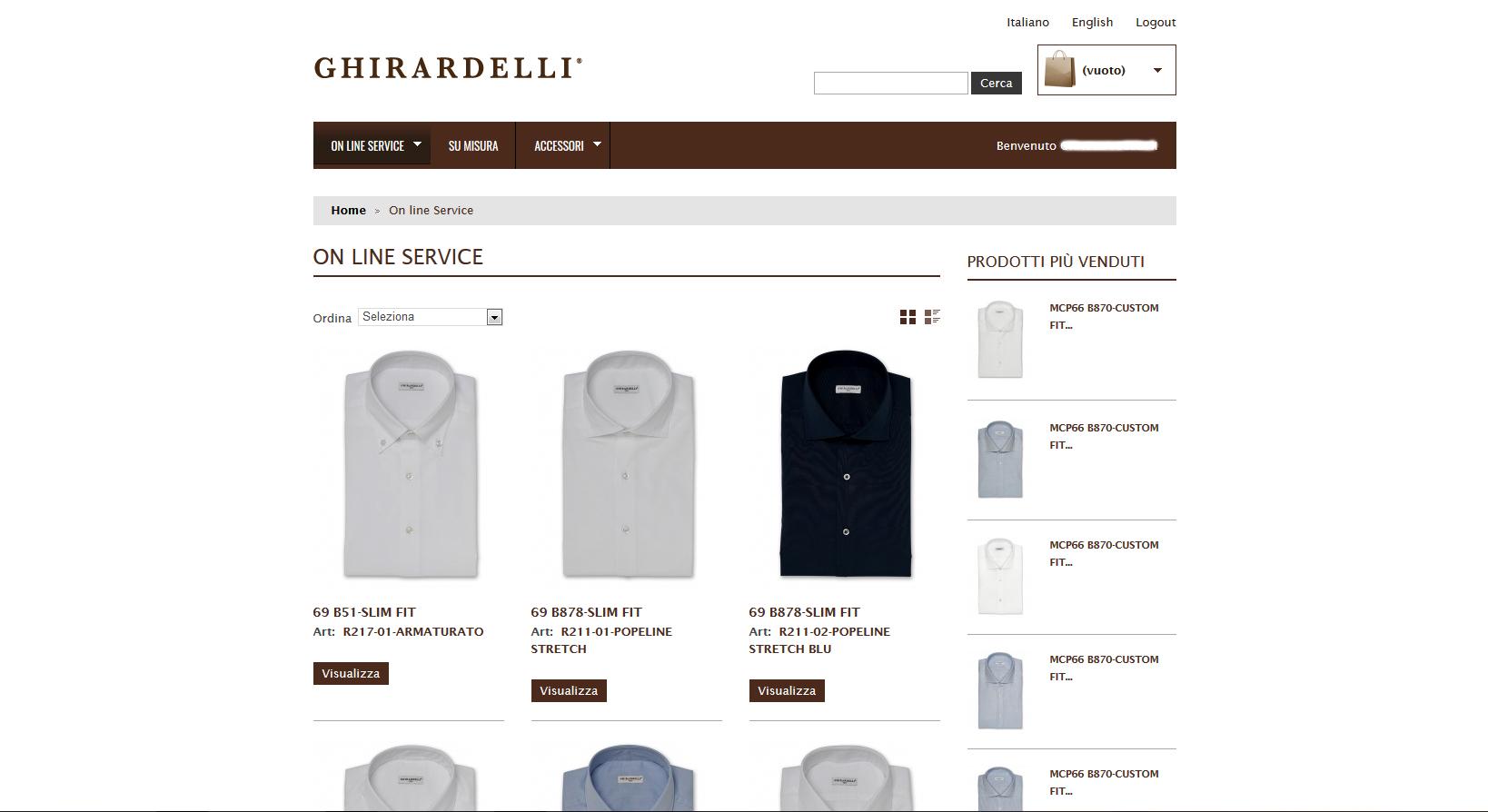 Ghirardelli – Gruppo V&V
