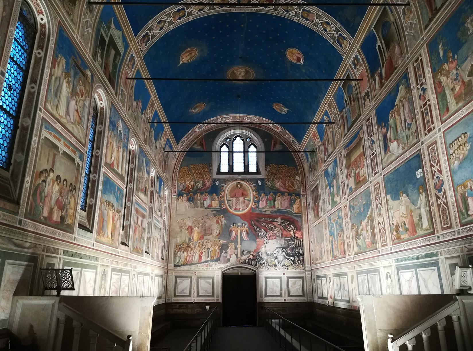 Videosorveglianza per Cappella degli Scrovegni – Padova